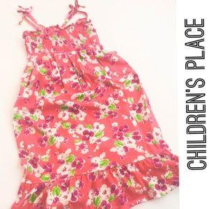 Children's Place Floral Maxi Dress